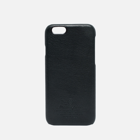 Master-Piece Equipment Leather iPhone 6 Case Navy