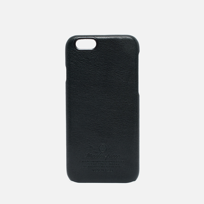Чехол Master-Piece Equipment Leather iPhone 6 Navy
