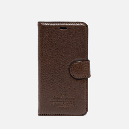 Master-Piece Equipment Series iPhone 6/6s Case Choco