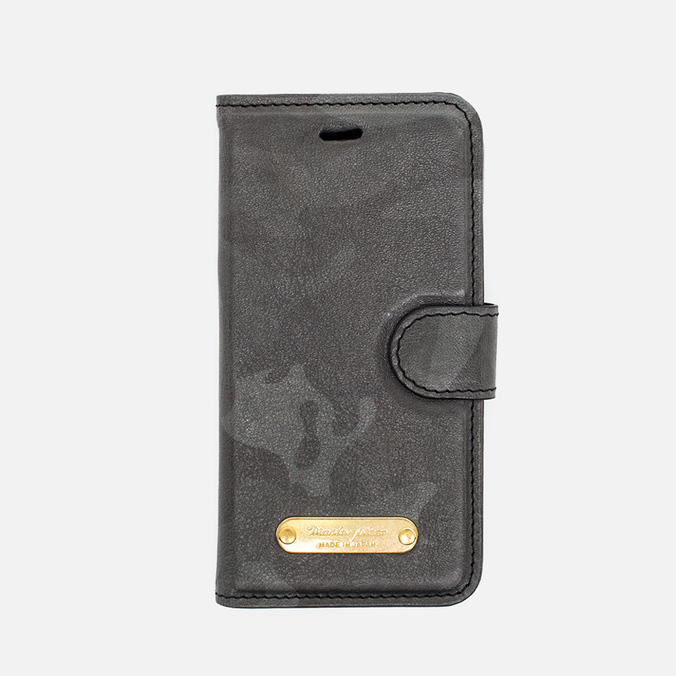 Чехол Master-piece Land iPhone 6 Camo Black