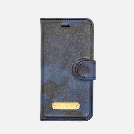 Чехол Master-piece Land iPhone 6 Camo Navy