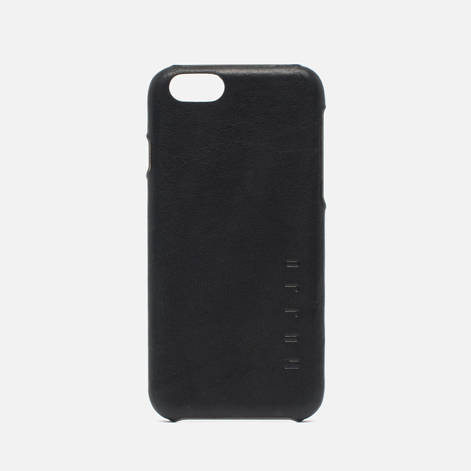 Чехол Mujjo Leather IPhone 6/6s Black