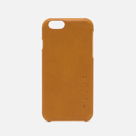 Mujjo Leather IPhone 6/6s Case Tan