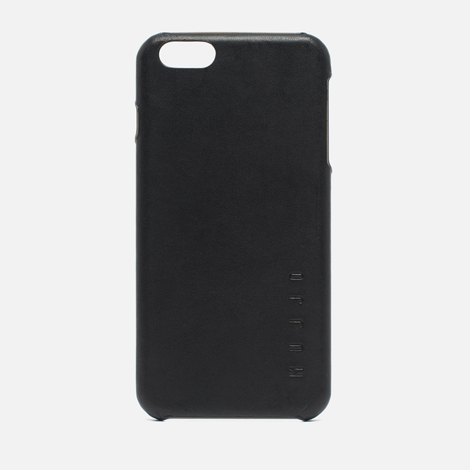 Чехол Mujjo Leather IPhone 6 Plus Black