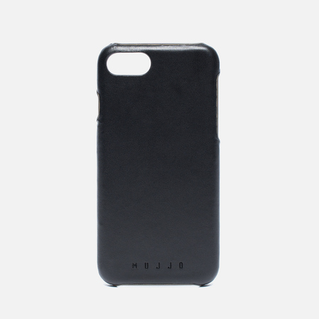 Mujjo Leather iPhone 7 Case Black