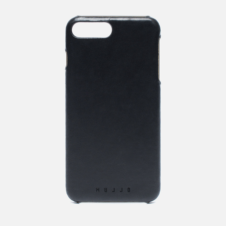 Чехол Mujjo Leather iPhone 7 Plus Black