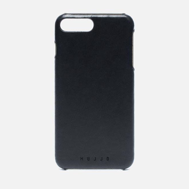 Чехол Mujjo Leather iPhone 7 Plus Black