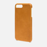 Чехол Mujjo Leather iPhone 7 Plus Tan фото- 1
