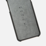 Чехол Mujjo Leather Wallet 80 IPhone 6 Plus Grey фото- 4