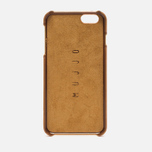 Чехол Mujjo Leather Wallet 80 IPhone 6 Plus Tan фото- 2