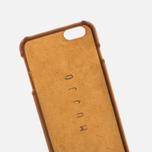 Чехол Mujjo Leather Wallet 80 IPhone 6 Plus Tan фото- 3