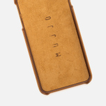 Чехол Mujjo Leather Wallet 80 IPhone 6 Plus Tan фото- 4