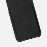Чехол Mujjo Leather Wallet IPhone 6/6s Black фото- 4