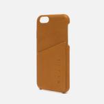 Чехол Mujjo Leather Wallet IPhone 6/6s Tan фото- 1