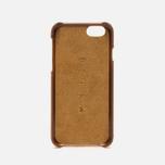 Чехол Mujjo Leather Wallet IPhone 6/6s Tan фото- 2