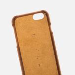 Чехол Mujjo Leather Wallet IPhone 6/6s Tan фото- 3