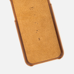 Чехол Mujjo Leather Wallet IPhone 6/6s Tan фото- 4