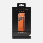 Чехол Mujjo Leather Wallet IPhone 6/6s Tan фото- 5