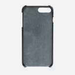 Чехол Mujjo Leather Wallet iPhone 7 Plus Grey фото- 2