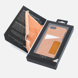 Чехол Mujjo Leather Wallet iPhone 7 Tan фото- 4