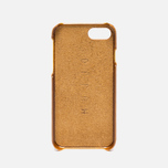 Чехол Mujjo Leather Wallet iPhone 7 Tan фото- 2