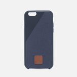 Чехол Native Union Clic 360 IPhone 6/6s Navy фото- 0