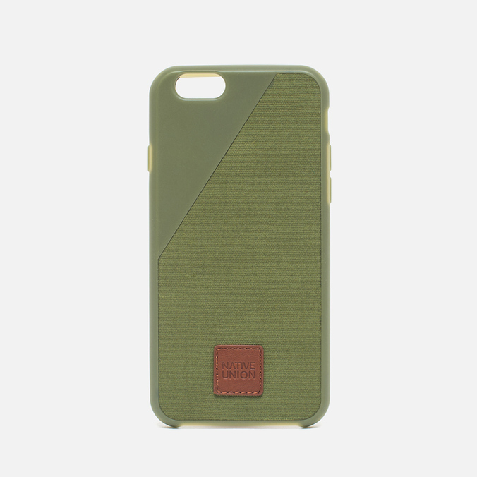 Чехол Native Union Clic 360 IPhone 6/6s Olive