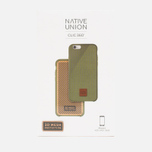 Чехол Native Union Clic 360 IPhone 6/6s Olive фото- 4