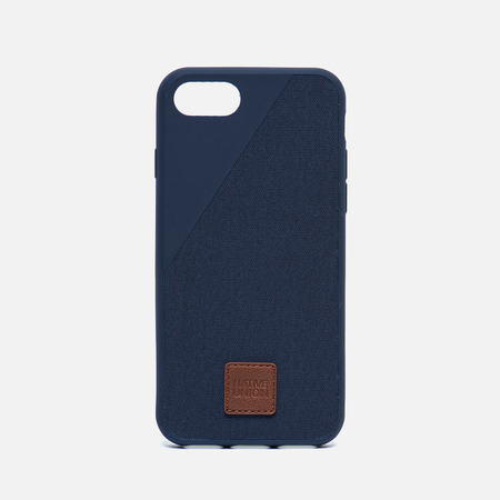 Чехол Native Union Clic 360 iPhone 7 Navy