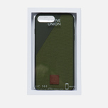 Чехол Native Union Clic 360 iPhone 7 Plus Olive фото- 4