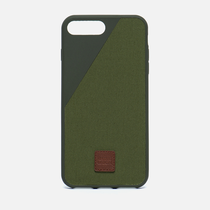 Чехол Native Union Clic 360 iPhone 7 Plus Olive