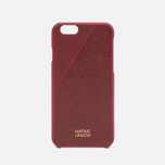Чехол Native Union Clic Leather IPhone 6/6s Bordeaux фото- 0
