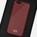 Чехол Native Union Clic Leather IPhone 6/6s Bordeaux фото- 4