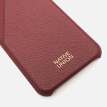 Чехол Native Union Clic Leather IPhone 6/6s Bordeaux фото- 7