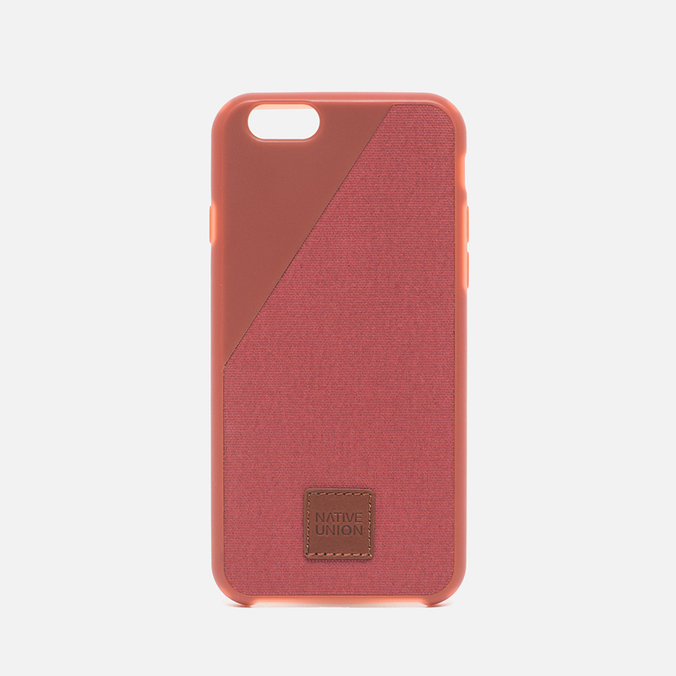 Native Union Clic 360 Pphone 6/6s Case Marsala