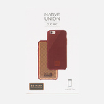 Native Union Clic 360 Pphone 6/6s Case Marsala photo- 4