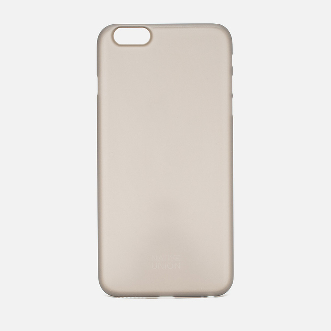 Чехол Native Union Clic Air IPhone 6/6s Plus Grey