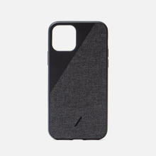 Чехол Native Union Clic Canvas iPhone 11 Pro Black фото- 0