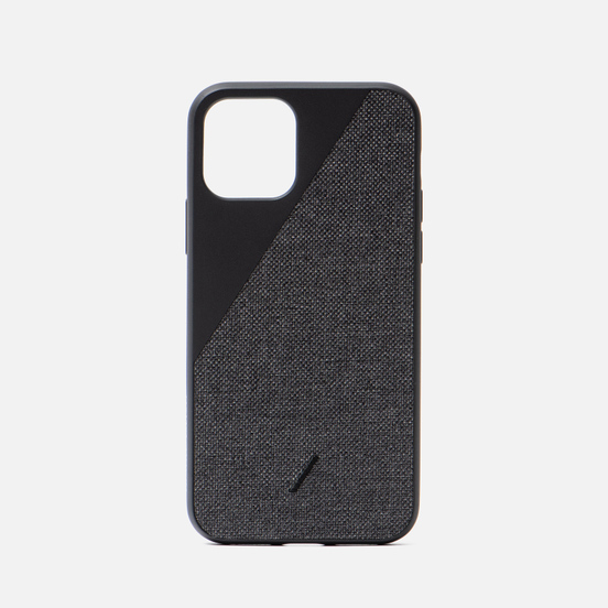 Чехол Native Union Clic Canvas iPhone 11 Pro Black