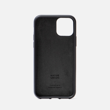 Чехол Native Union Clic Canvas iPhone 11 Pro Black фото- 2