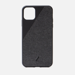 Чехол Native Union Clic Canvas iPhone 11 Pro Max Black