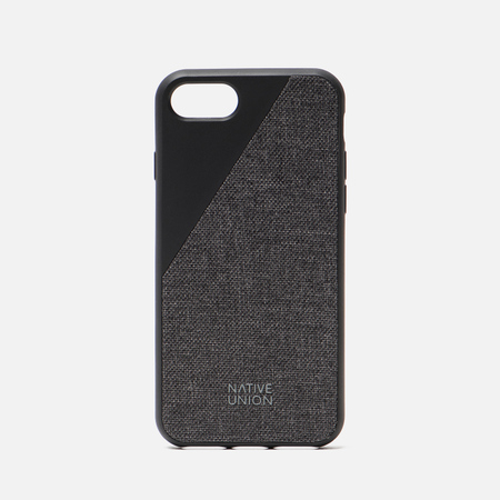 Чехол Native Union Clic Canvas iPhone 7/8 Black
