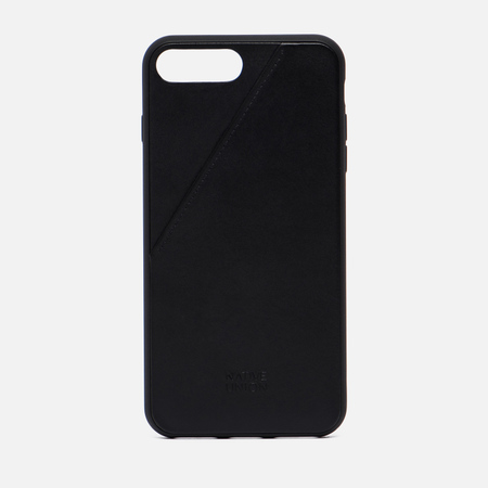 Чехол Native Union Clic Card iPhone 7 Plus Black