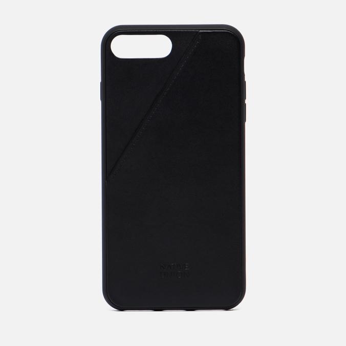 Чехол Native Union Clic Card iPhone 7 Plus Black