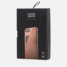 Чехол Native Union Clic Card iPhone 7 Plus Taupe фото- 3