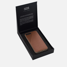 Чехол Native Union Clic Card iPhone 7 Plus Taupe фото- 4