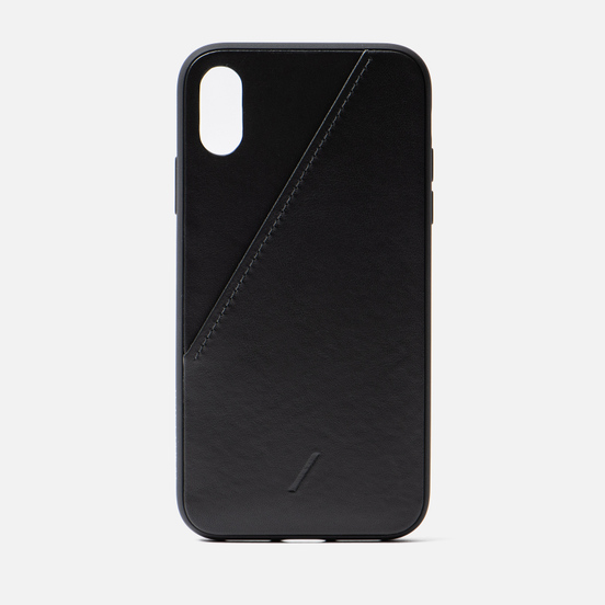 Чехол Native Union Clic Card iPhone Xr Black