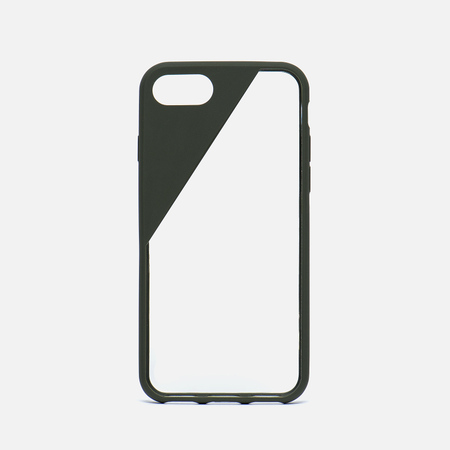 Чехол Native Union Clic Crystal iPhone 7 Olive