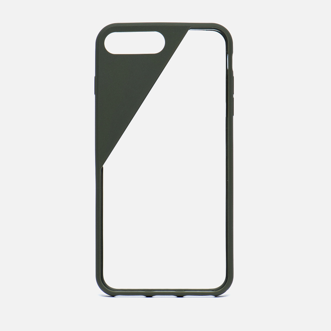 Чехол Native Union Clic Crystal iPhone 7 Plus Olive