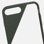 Чехол Native Union Clic Crystal iPhone 7 Plus Olive фото- 2